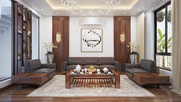 Interior Design, Living Room, Furniture, Sofa, Couch