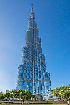 Dubai, Mall, Burj, Shopping, Architecture, Emirates