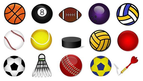 Sports, Balls, Equipment, Basketball, Pool, Eight Ball