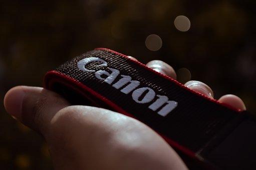 Canon, Canon Gear, Camera, Dslr, Person Hand
