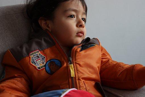 Kid, Boy, Star Wars Jacket, Child, Toddler, Baby, Cute