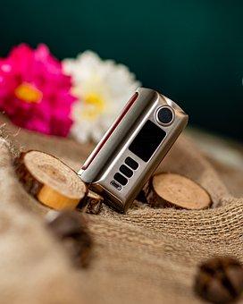 Vape, Vape Mod, E-cigarette, Atomizer
