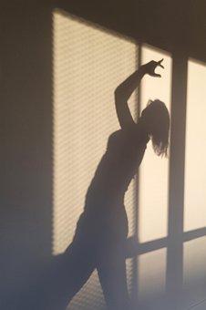 Shadow, Wall, Dance, Dancer, Ballet, Dancing, Ballerina