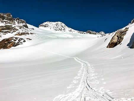 Winter, Ski Touring, Touring Skis, Backcountry Skiiing