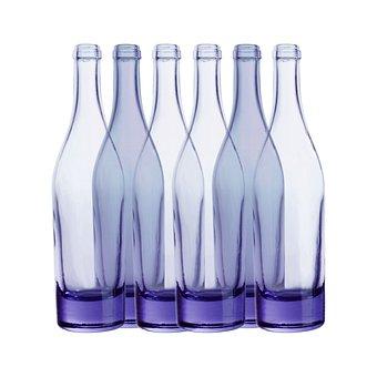 Bottle, Colored Bottles, Glass, Decoration, Transparent