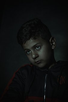Boy, Child, Sad, Kid, Young, Lonely, Childhood, Cute