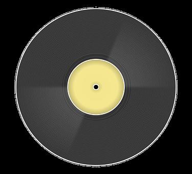 Vinyl Disc, Lp, Old, Vinyl, Music, Record, Retro, Disk