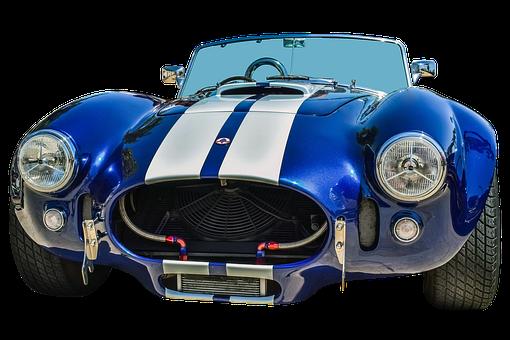 Car, Cobra, Vehicle, Automobile, Transportation