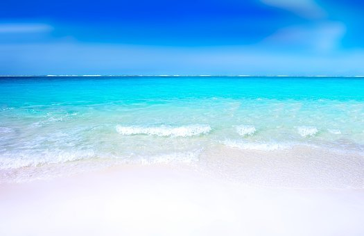 Beach, Paradise, Paradise Beach, Holiday, Bathing, Sea