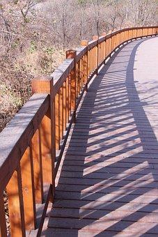 Dalian West Hill Reservoir, The Boardwalk