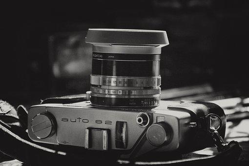 Photo, Photography, Camera, Lens, Analog, Equipment