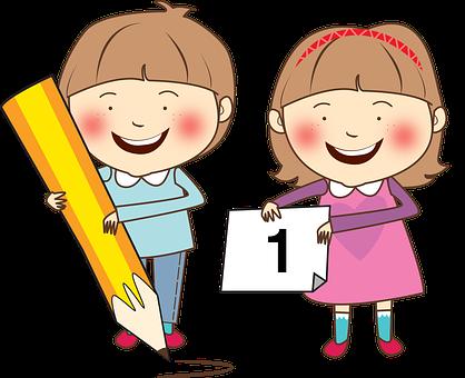 Children, Boys, Girls, Study