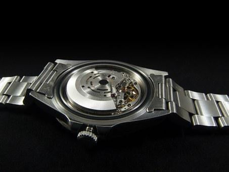 Mechanics, Movement, Feinmechanik, Wrist Watch, Clock