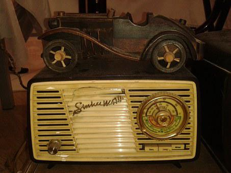 Scholarship, Radio, On, Old, Restro, Asnake W410