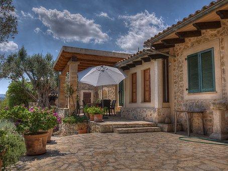 Caimari, Finca, Mallorca, Nature, Spain, Summer, Sky