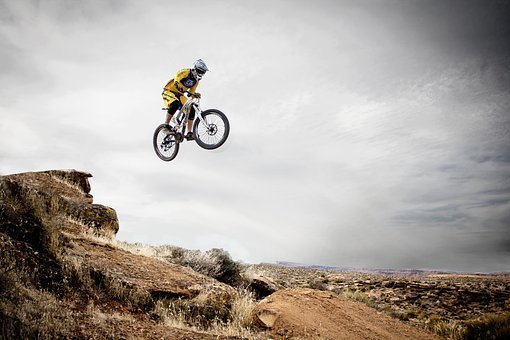 Utah, Mountain Biking, Bike, Biking, Sport, Sports
