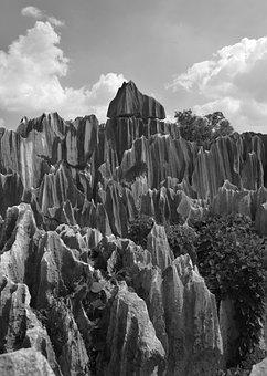 Stone Forest, Rock, Shilin, Nature, Park, National Park