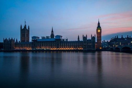 Westminster, Big Ben, W, England, London, Ben, Big