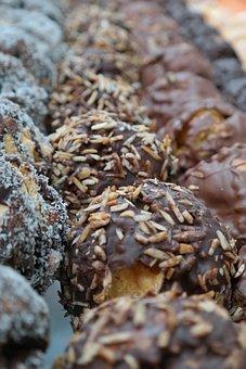 Pastries, Sweetness, Snow Bales, Baker, Treat