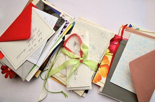 Letters, Cards, Penpal, Paper, Leave, Envelope, Post