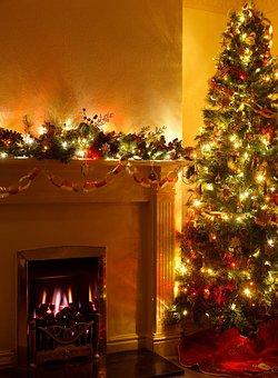 Christmas Tree, Cozy, December, Decoration, Eve