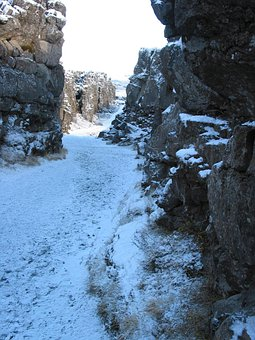Golden Circle, Iceland, Attraction, Natural, Frozen