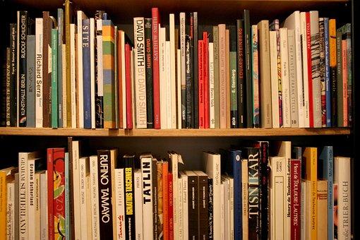 Books, Shelf, Library, Read, Literature, Learn, Study