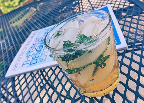 Mint Julep, Beverage, Cocktail, Mint, Drink