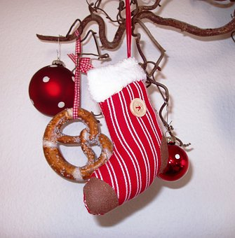 Advent, Decoration, Christmas, Christmas Bauble, Red