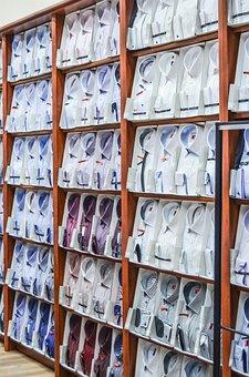 Shirts, Exhibition, Shop, Shopping, Shelf, Buy