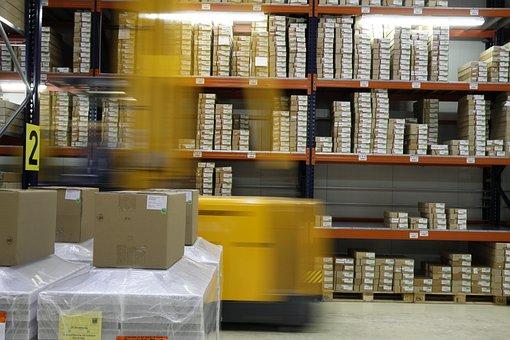 High Bay, Stock, Range, Warenlager, Shelf, Shipping