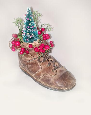 Christmas, Shoe, Decoration, Holiday, Xmas, Fun