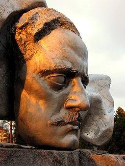 Sibelius, Sibelius Monument, Finnish, Monument, Art