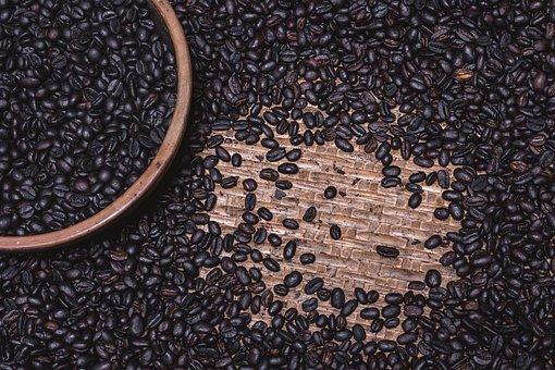 Coffee, Beans, Roasting, Roasted, Cafe, Caffeine, Aroma