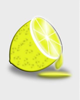 Lemon, Fruit, Citrus, Citrus Fruit, Icon, Symbol