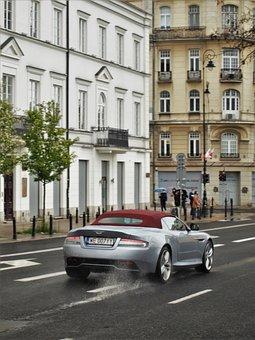 Car, Aston, Martin, Automobile, Aston Martin, Auto