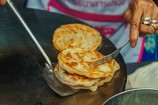 Street Food, Food, Dish, Snack, Meal, Cooking
