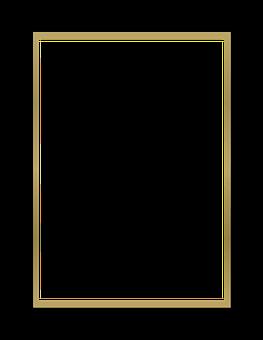 Transparent Image, Picture Frame, Border, Design
