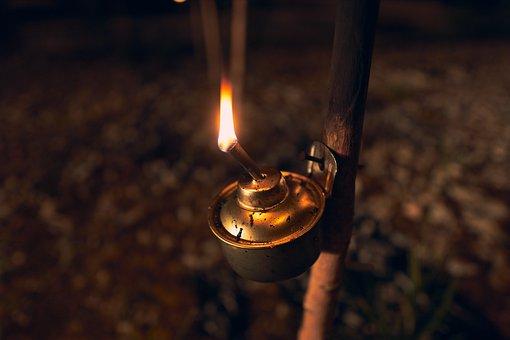 Lamp, Light, Flame, Lighting, Lantern, Traditional