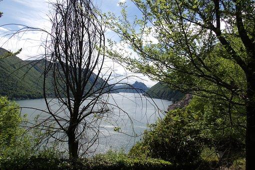 Valsolda Castle, Lake Lugano, Overview, Lugano, Ticino