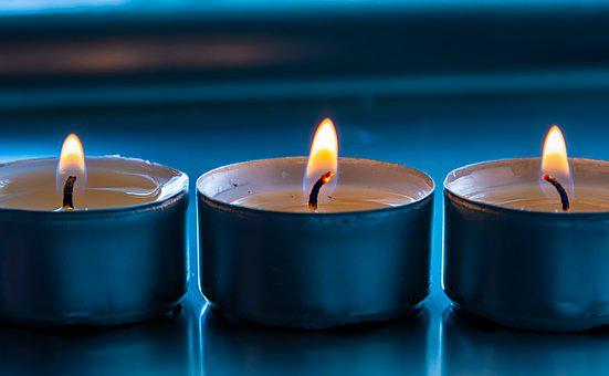 Candles, Tealight, Flame, Light, Candlelights