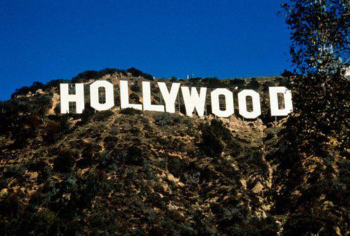 Hollywood, Mount Lee, Hollywood Sign, Landmark
