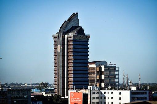 Lusaka, Skyline, Morning