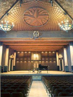 Music Hall, Piano, Concert, Symphony, Music, Hall