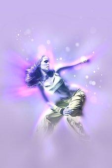 Girl, Dancing, Hip Hop, Woman, Activity, Lifestyle