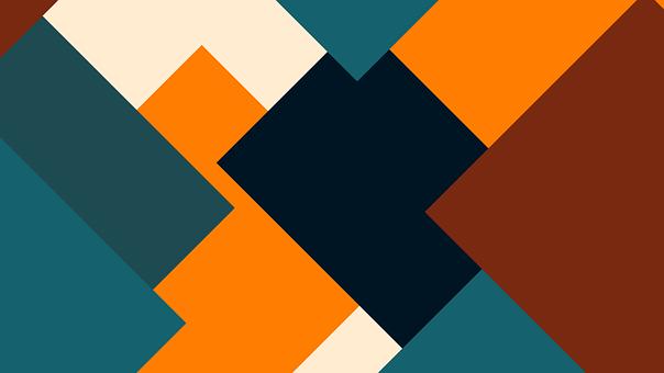 Modern, Background, Geometric, Abstract, Pattern