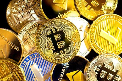 Bitcoin, Litecoin, Cryptocurrency, Finance, Altcoin