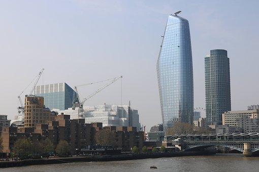 London, Skyline, England, City, Landmark, English