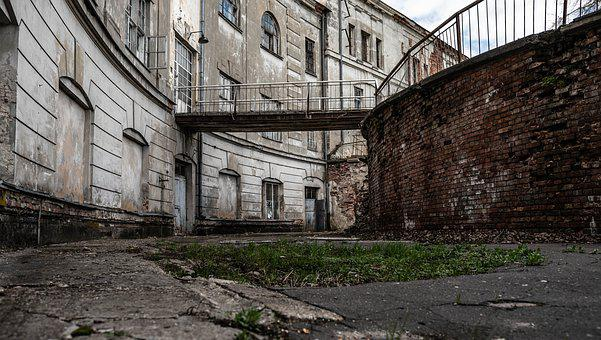 Fortress, Abandoned, Military, Modlin, Old, Building