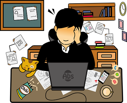 Computer, Work, Online, Professional, Digital, Blogger